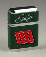 Dale Jr. #88 Green Grip Lighter