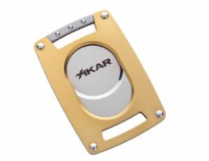 Xikar Ultra Slim Cutter - Gold